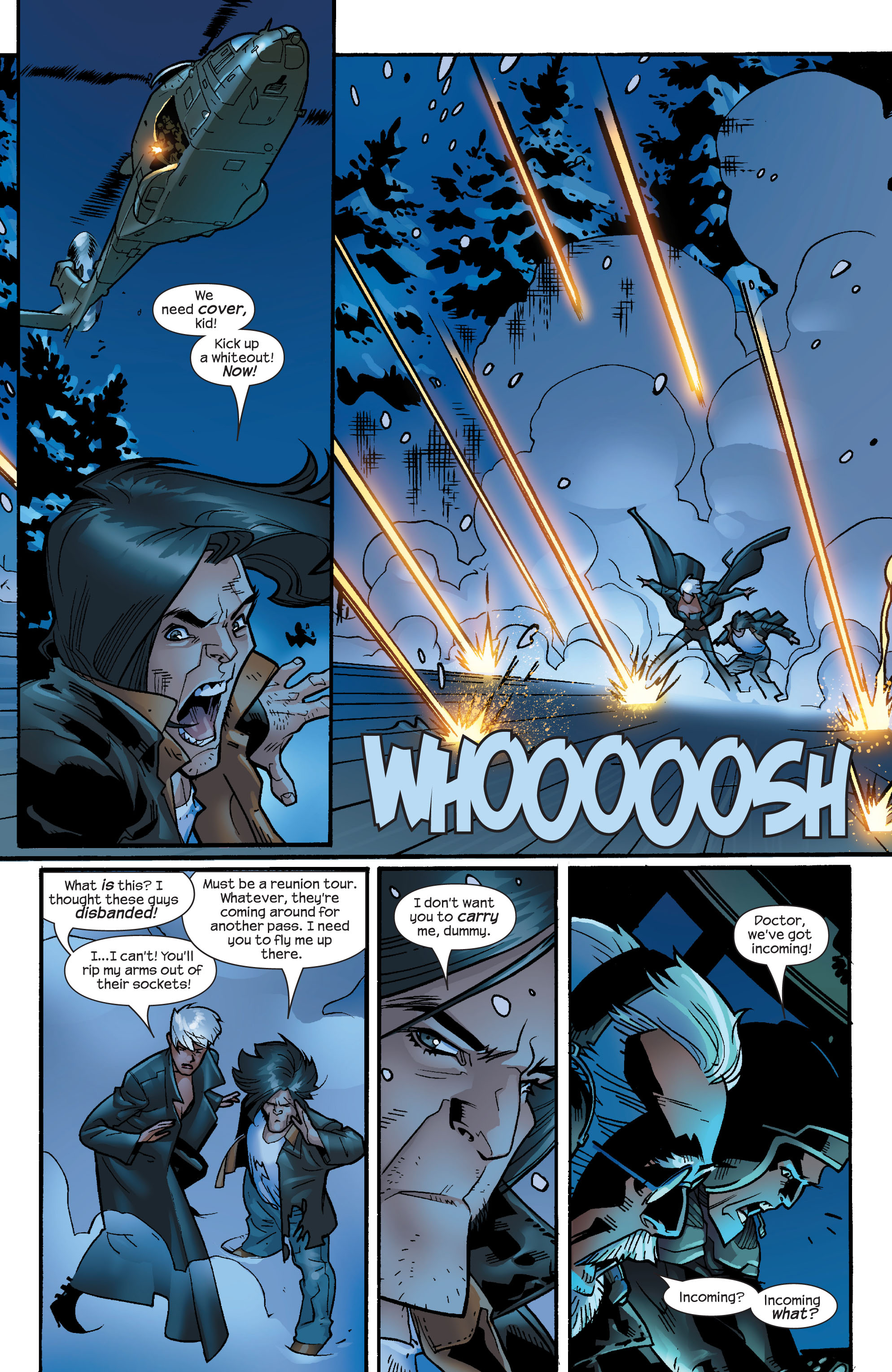 Read online Ultimate X-Men comic -  Issue #60 - 14