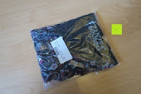 Verpackung: ZANZEA Damen Spitze Lingerie Babydolls Pyjama Dessous Set mit G-String Nachthemd Kleid