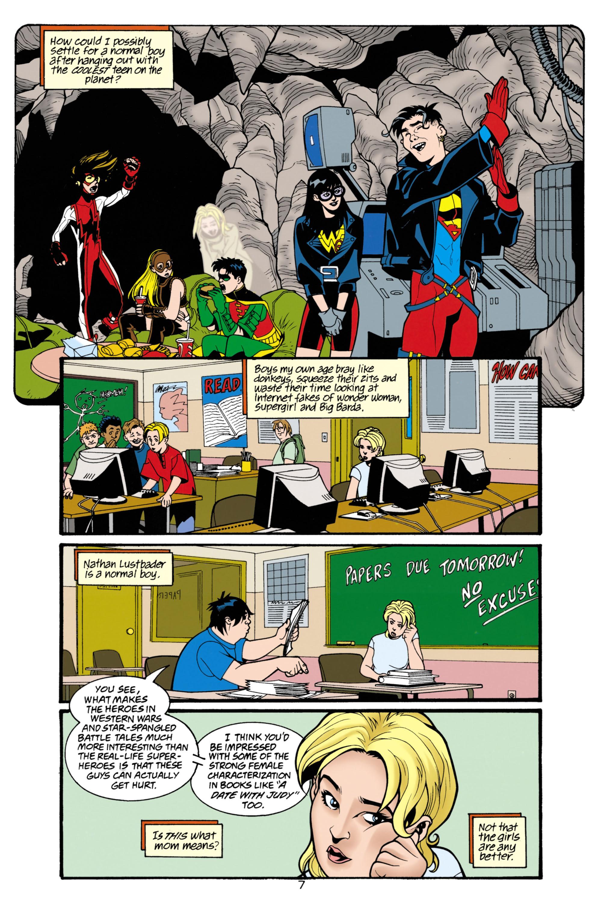 Read online Wonder Woman (1987) comic -  Issue #153 - 8