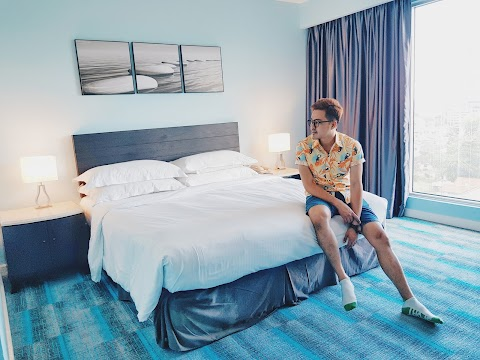 PENGALAMAN MENGINAP DI HOTEL THISTLE JOHOR BAHRU