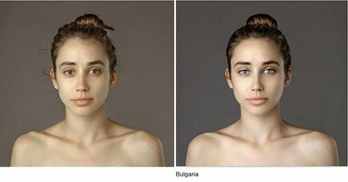 hasil photoshop wanita bulgaria