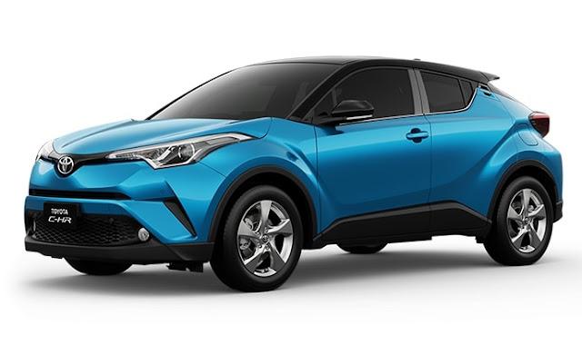 Fitur dan Harga Toyota CHR di Indonesia