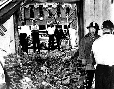 16th Street Baptist Church Bombing Kills Four Girls, September 15, 1963. (Denise McNair, Carole Robertson, Addie Mae Collins, Cynthia Wesley)