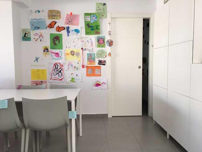 duplex en venta calle pintor camaron castellon cocina1