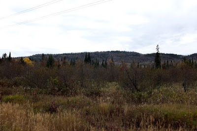 Sawtooth Mountains, northern Minnesota