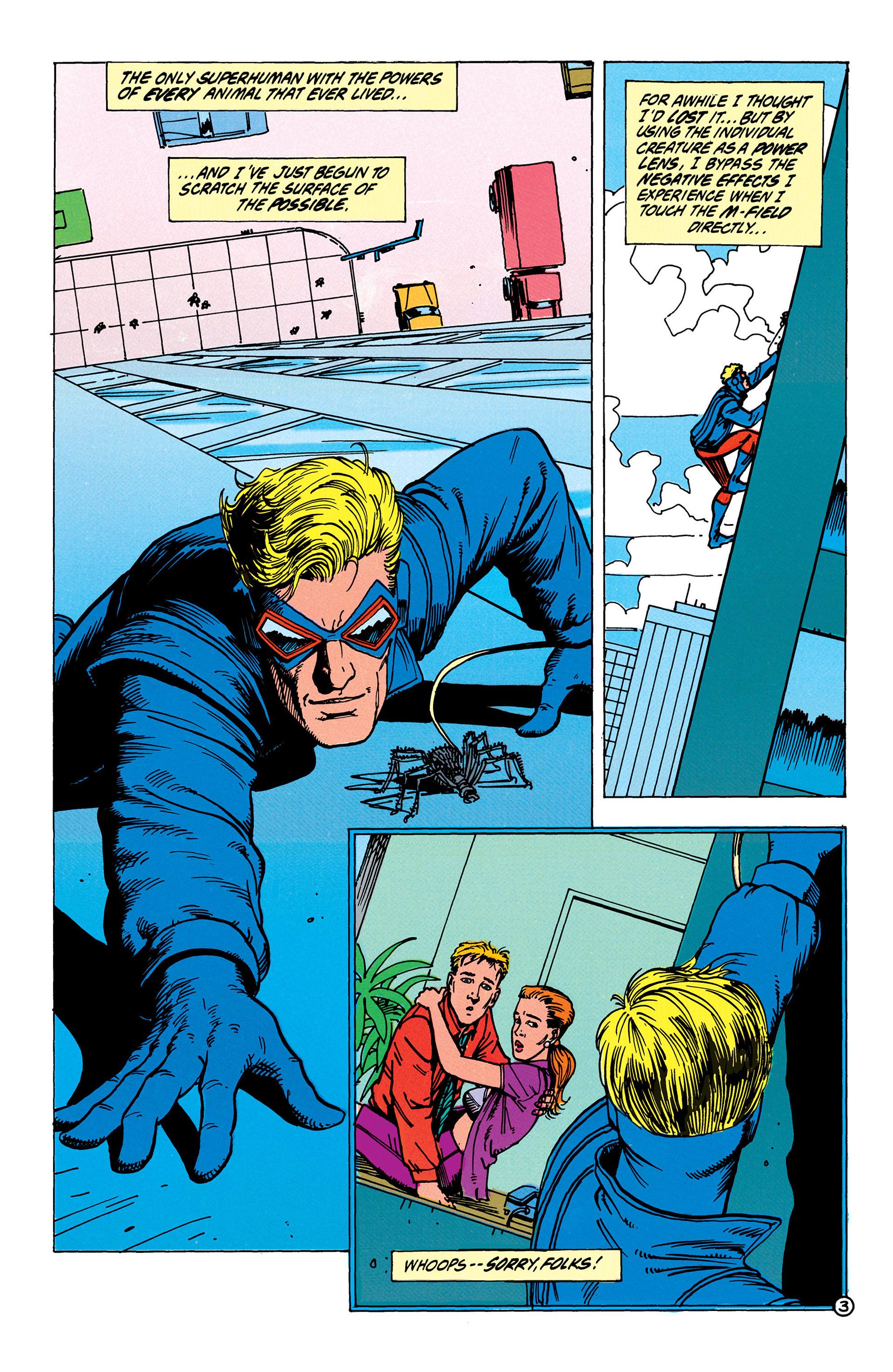 Read online Animal Man (1988) comic -  Issue #37 - 4