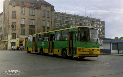 Ikarus 280, PKM Tychy