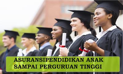 Asuransi pendidikan terbaik untuk anak dengan premi murah, manfaat beragam sampai anak lulus perguruan tinggi
