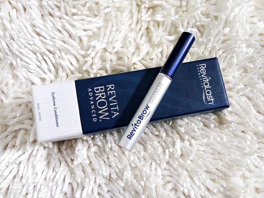 Condition Your Eyebrows With Revitabrow Redalicerao