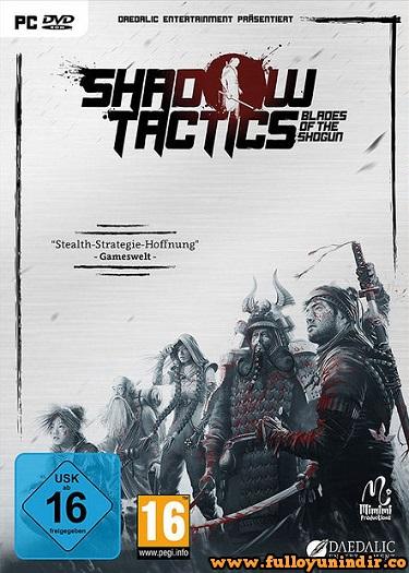 Shadow Tactics Blades Of The Shogun FLT Tek Link