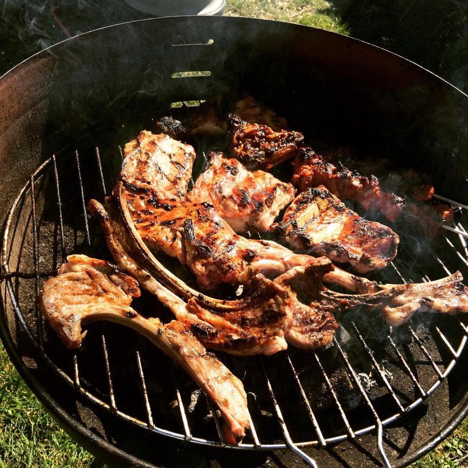 Foto de la barbacoa Gran Camping Zarautz | caravaneros.com