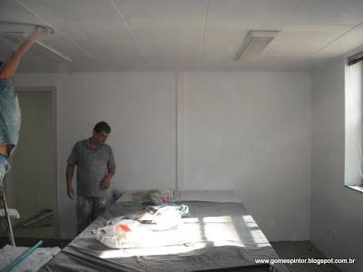 pintura de escritorios