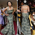 Check out Ibinabo Fiberesima's backless dress to Ben Bruce's 60th birthday party
