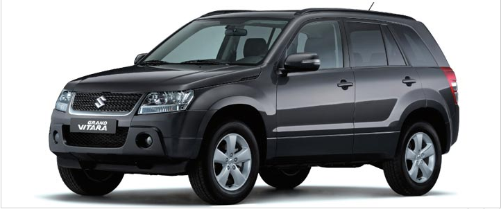 New Grand Vitara 2012 Review