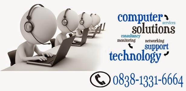 Service komputer Sudirman