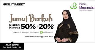 Muslimarket memang online store yang spesial dihati