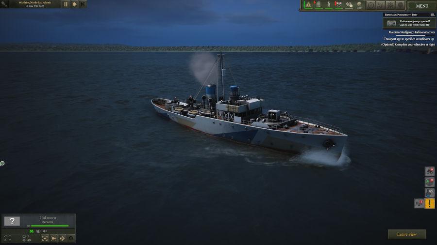 Uboat submarino Segunda Guerra Mundial