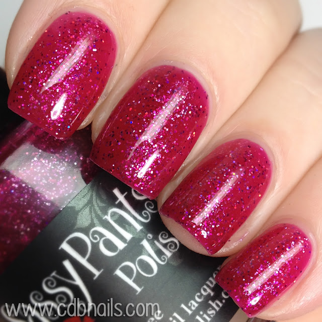 Sassy Pants Polish-Blossom Dancer