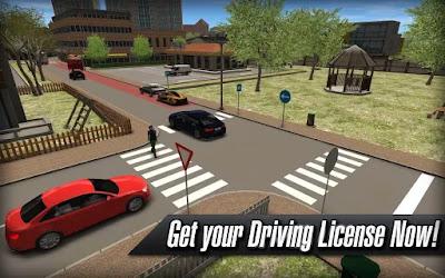 Download Driving School 2016 Mod (Infinite / Unlocked) Offline gilaandroid.com