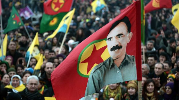 معلومات عن حزب العمال الكردستاني؟