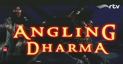 Nama Pemain Sinetron Angling Dharma 2001 di RTV / Indosiar