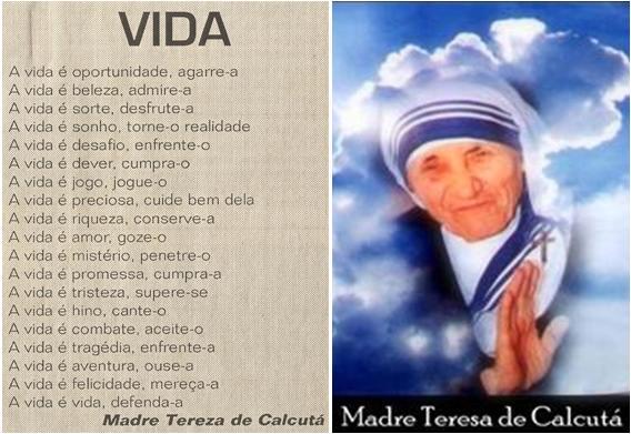 Tag Madre Teresa De Calcuta Frases Sobre La Vida