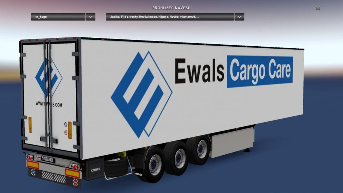 Kögel Ewals Cargo Care