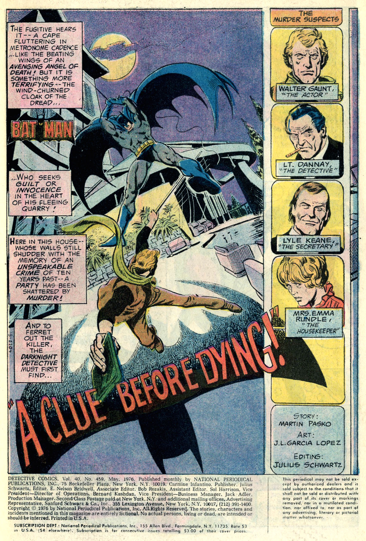 Detective Comics (1937) 459 Page 2