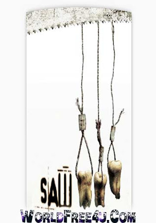 Poster Of Saw III In Dual Audio Hindi English 300MB Compressed Small Size Pc Movie Free Download Only At worldfree4u.com