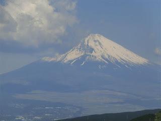 十国峠からの富士