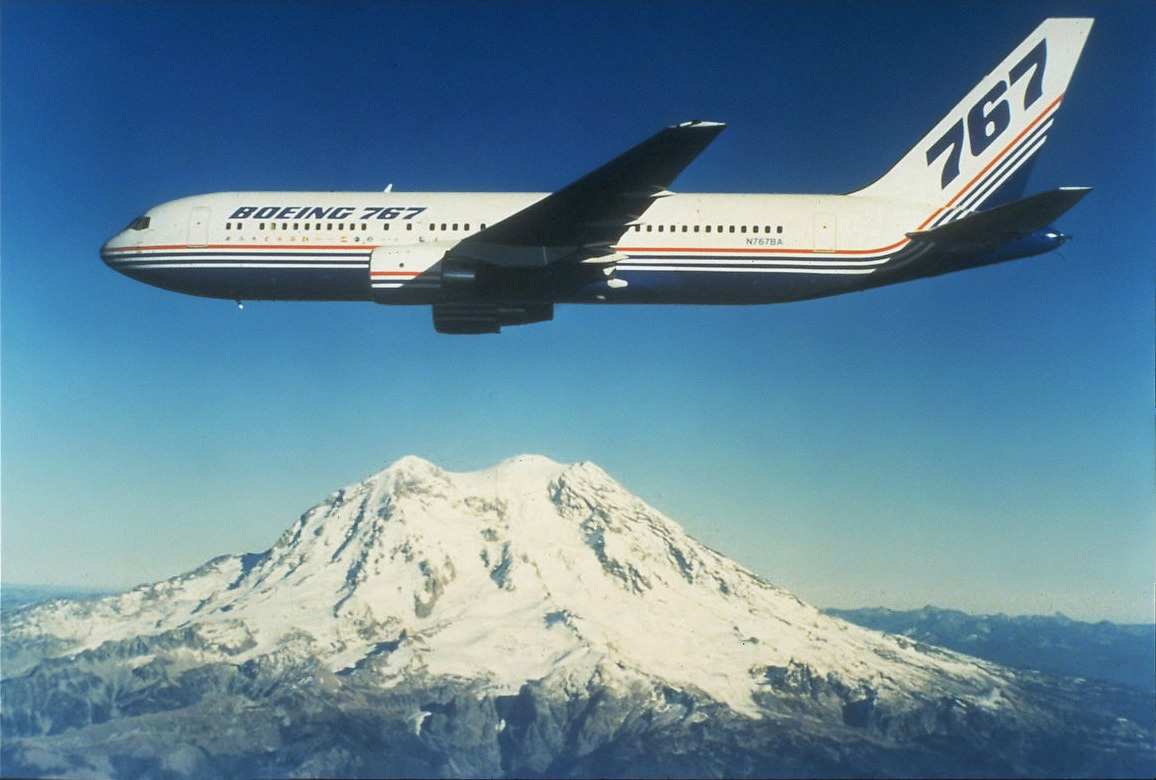 The Boeing 767 And The Birth Of Etops Article