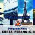 Biasiswa JPA Program Khas Jepun Korea Jerman Perancis Tahun 2018