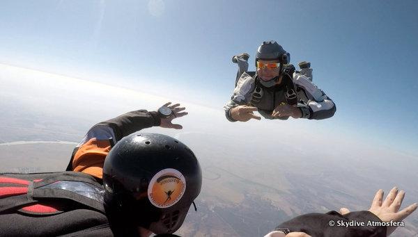 Kurs spadochronowy AFF