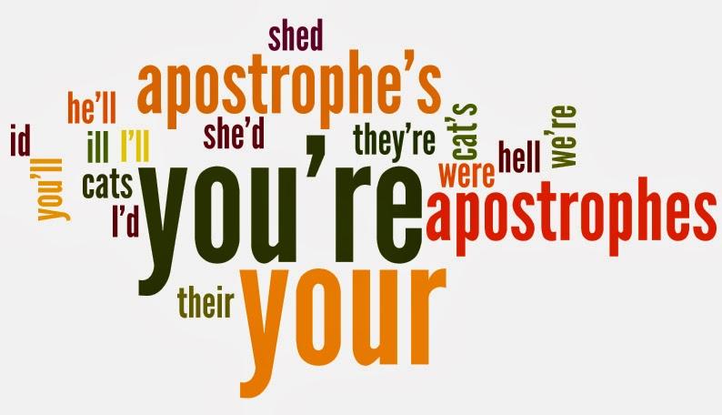 a language studio english the apostrophe