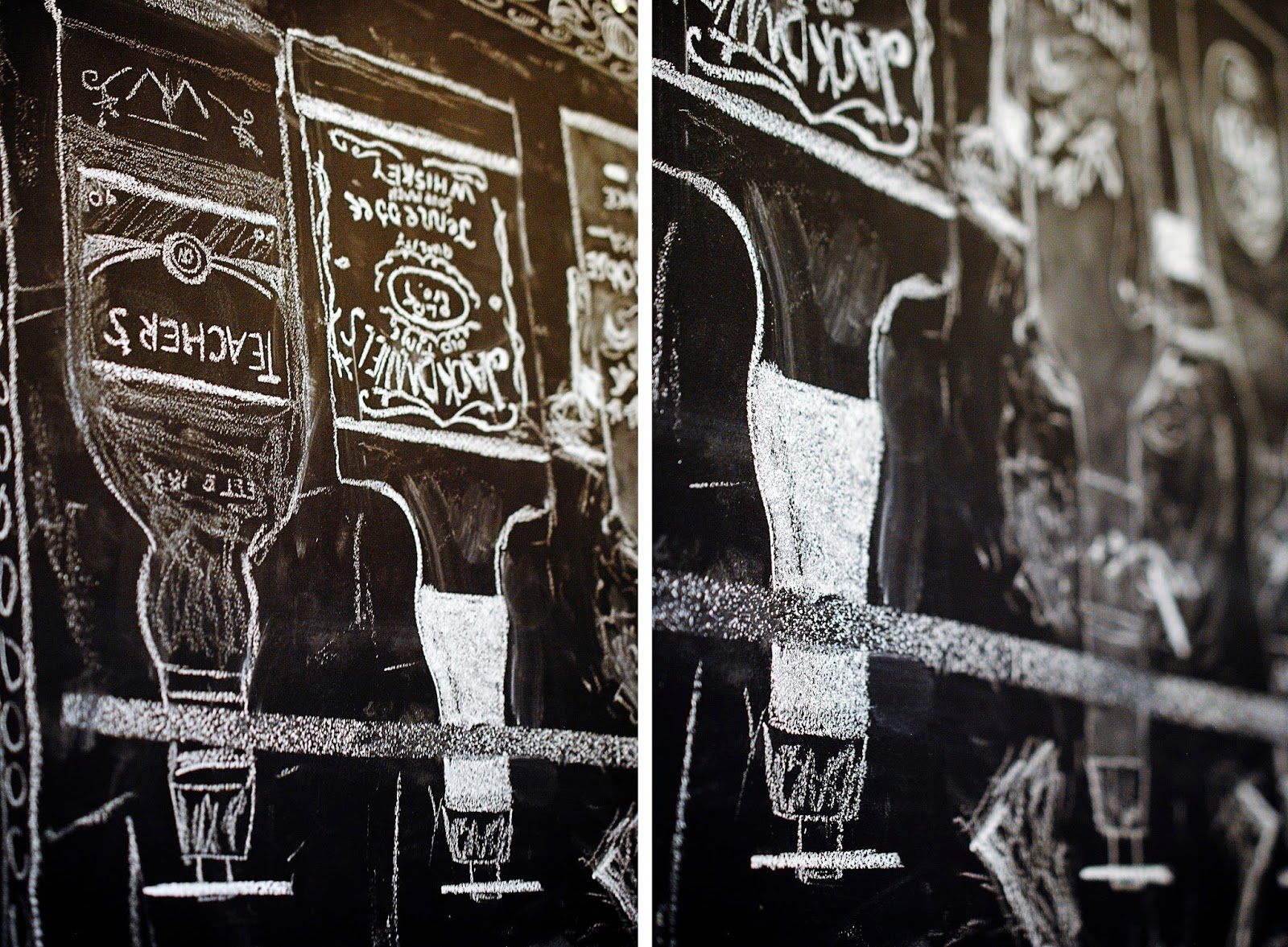 DIY Blackboard Art | Motte's Blog