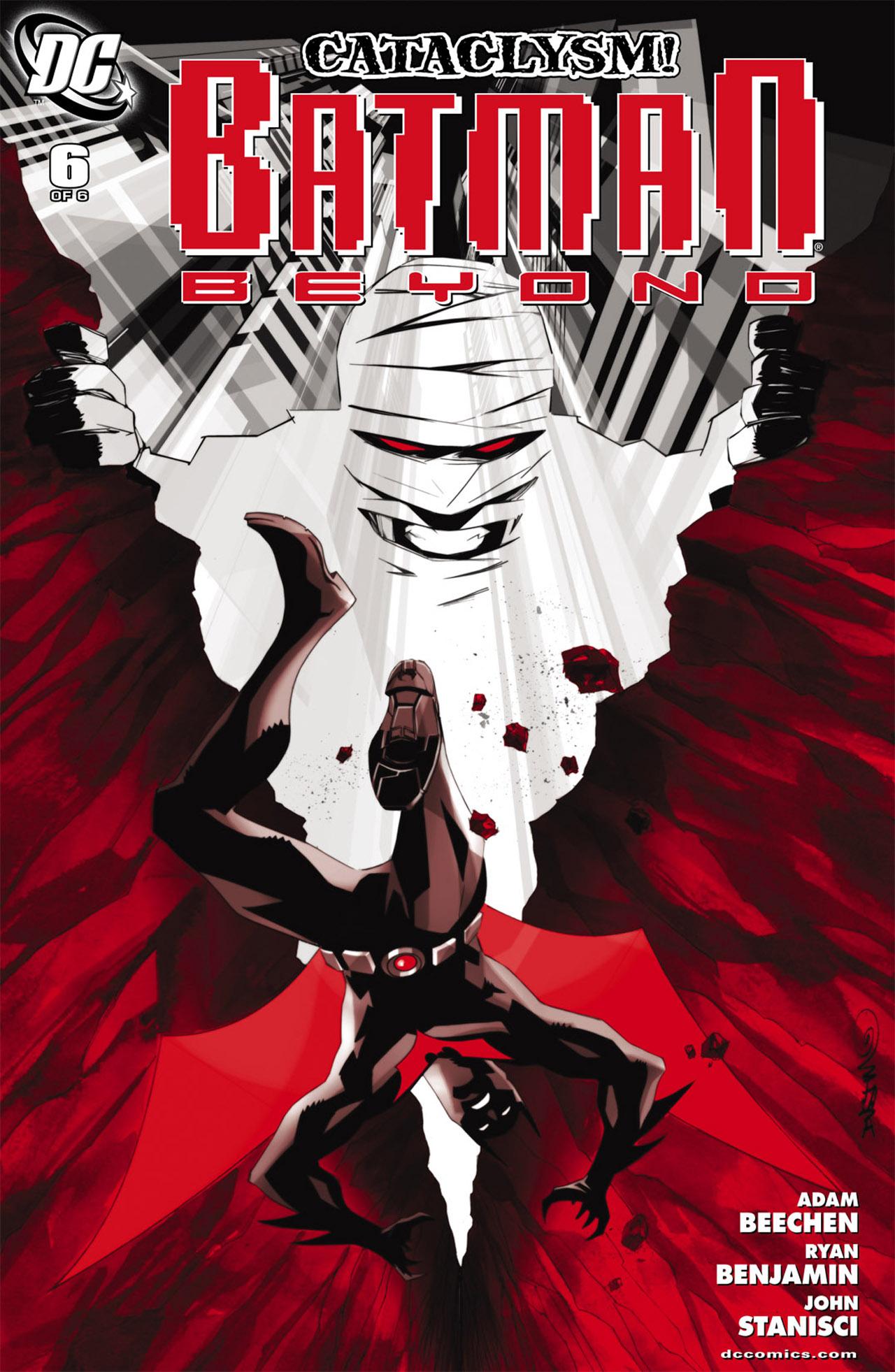 Batman Beyond (2010) Issue #6 #6 - English 1