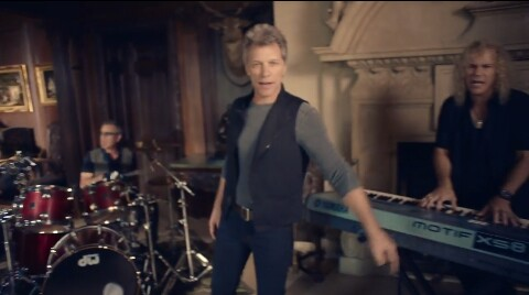 Lirik Lagu This House Is Not For Sale - Bon Jovi