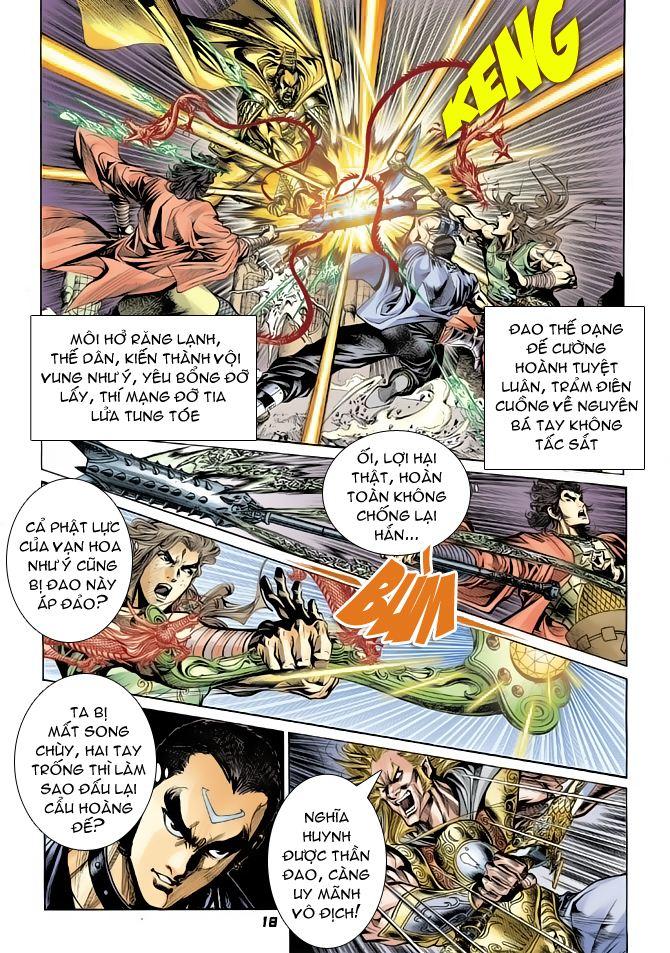 Đại Đường Uy Long chapter 53 trang 18