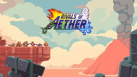 Fighting Games Galore! - Rivals of Aether, DBZ Fighters Beta
