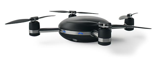 Spesifikasi Lily si Drone Cerdas