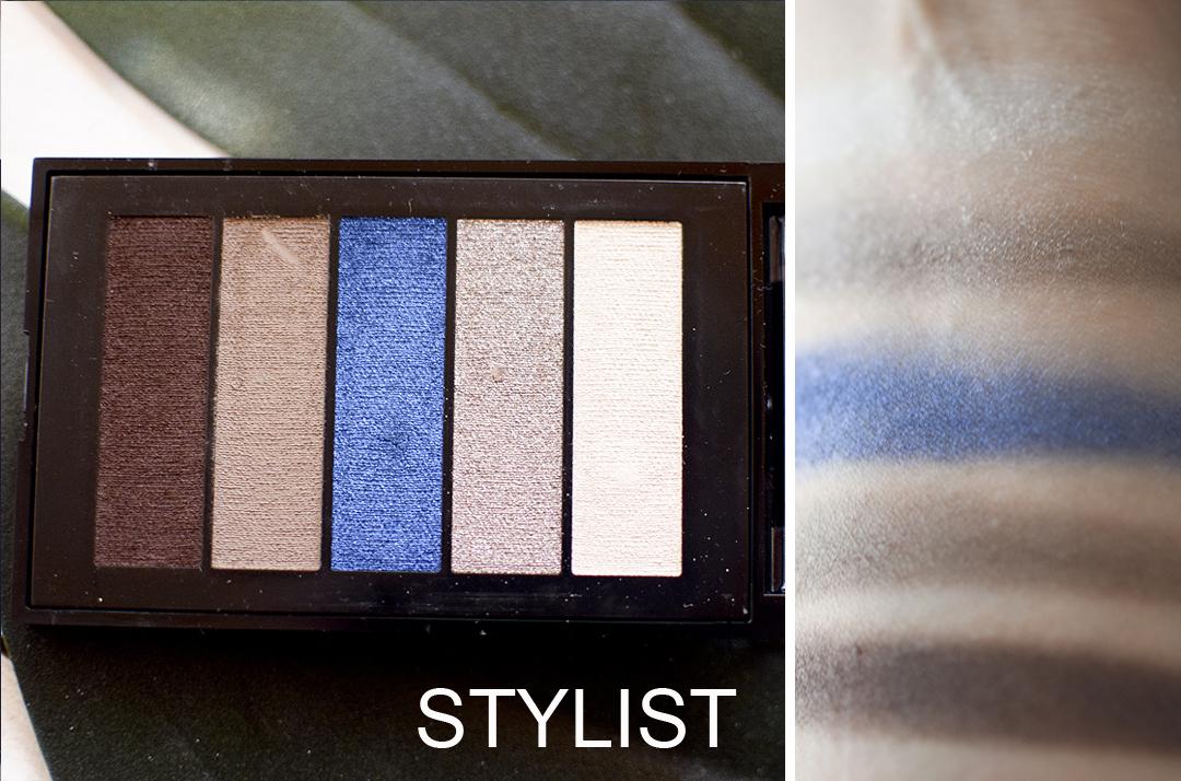 L'Oréal Paris La Petite Palette, Stylist Swatches und Pigmentierung