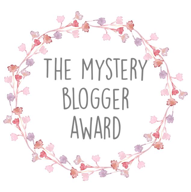 TAG: The Mistery Blogger Award