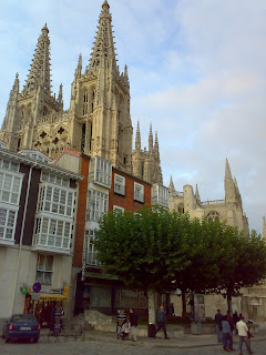 Burgos Gothic Cathedral Private Tour Guide with Aitor Delgado Private Tour Guide