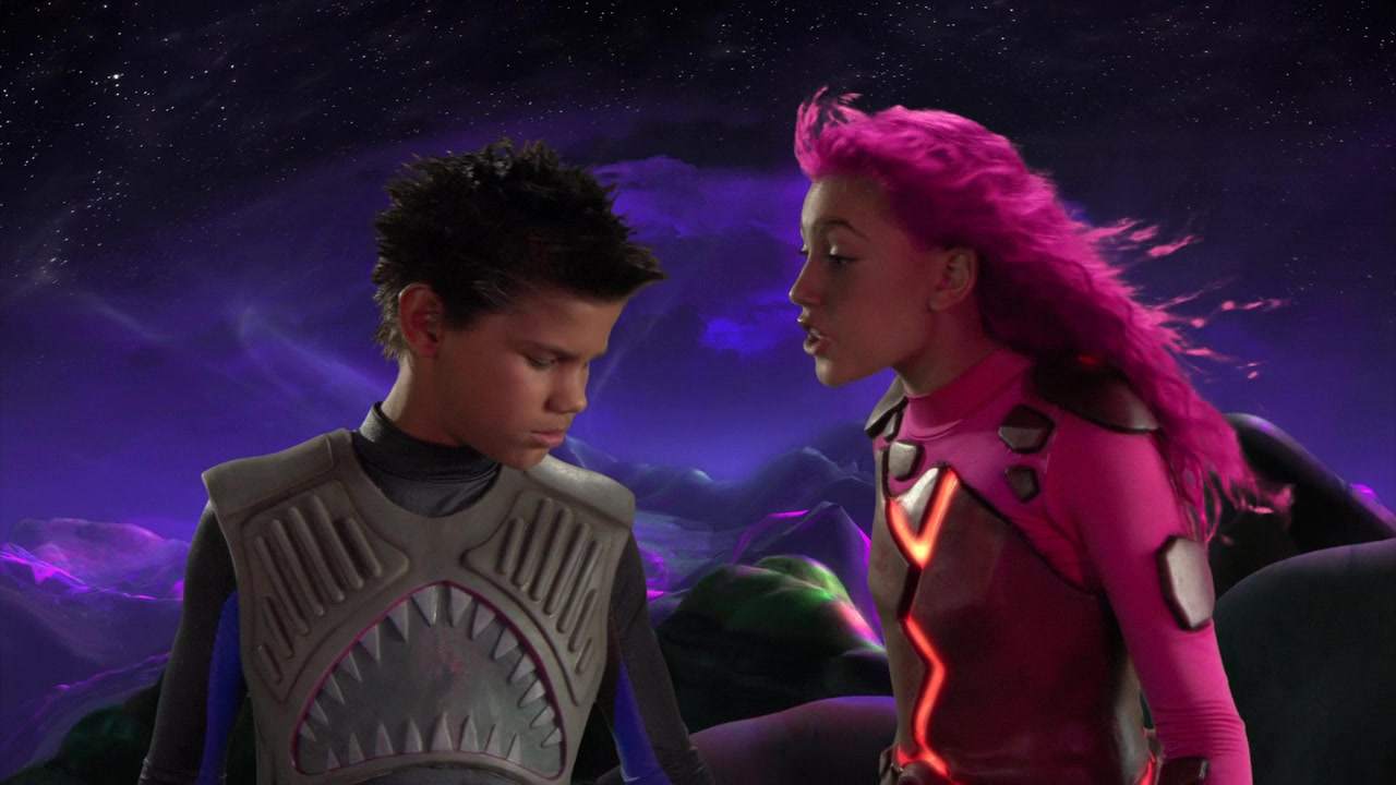 Sharkboy and lavagirl will return as superhero parents in new netflix image
