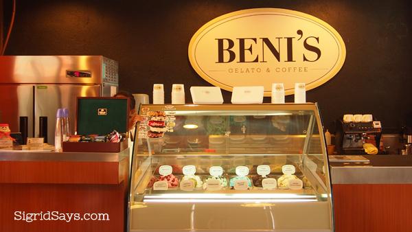 Beni's Gelato