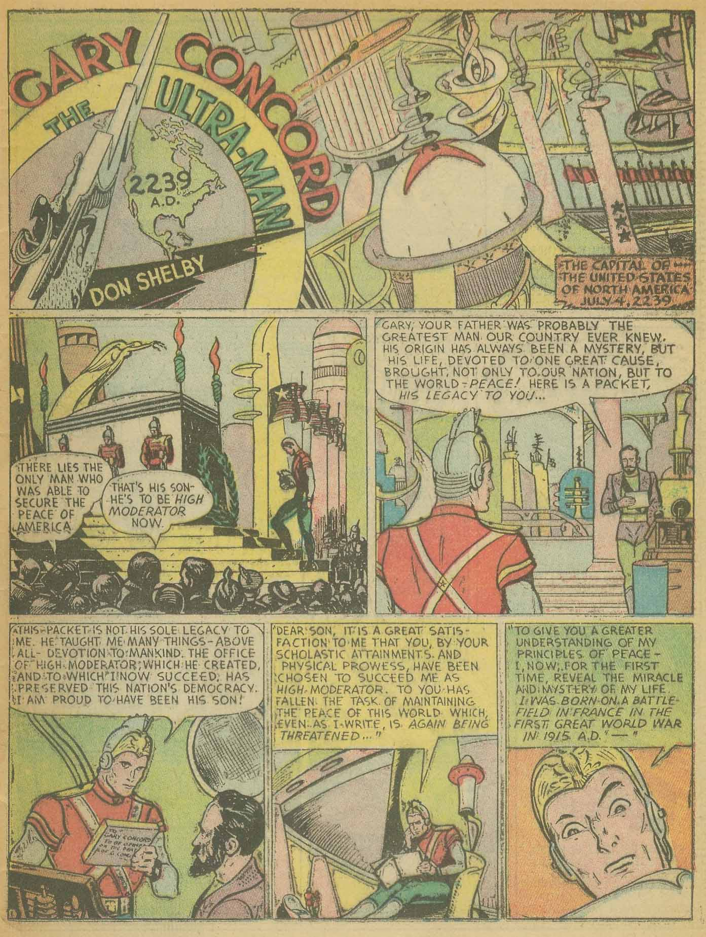 Read online All-American Comics (1939) comic -  Issue #8 - 3