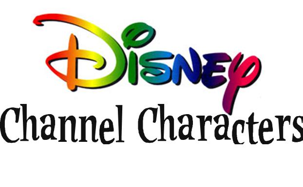 coloring pages disney channel characters - photo#34