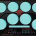 Bateria  Virtual Yamaha DD 14 - Online