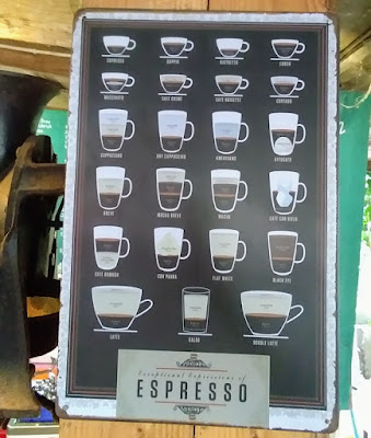 macam-macam espresso