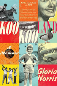 "April 2017's Book of the Month is ""Kookooland"""
